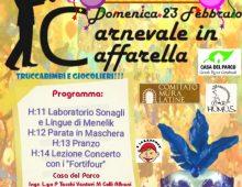 Carnevale In Caffarella 2020