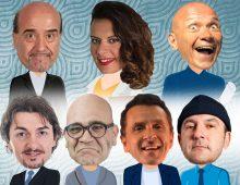 """Teatro Roma: in scena """"6 soliti noti"""""""