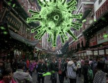Coronavirus, nel segno della paura collettiva