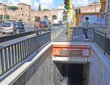 Metro C chiusa nelle ore notturne fino a dicembre