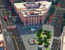 Viabilità via La Spezia- via Taranto, da lunedì partono i lavori