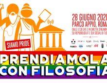 """Al Parco Appio, il 28 giugno """"Prendiamola con filosofia"""""""