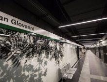 Chiusa Metro C dalle 21 di sabato 20 a domenica sera
