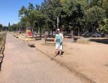 Gli Amici del Parco Carlo Felice e la lotta quotidiana contro il degrado