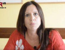 Monica Lozzi, dai sogni lustrinati di Cinecittà a quelli no-euro di Paragone