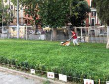 Via Carlo Felice: rubato il tagliaerba ai volontari del parco
