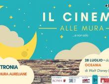 "Oggi 28 luglio ""Oceania"" al Cinema alle Mura"