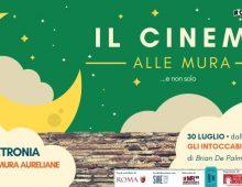 """Questa sera """"Gli Intoccabili"""" al Cinema alle Mura"""