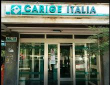 Via Gallia: rapina alla Banca Carige