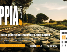 Appia Day:  La grande bellezza dell' Appia Antica