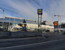 Via Tuscolana: oggi l'inaugurazione del supermercato Lidl