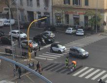 Via Monza, sarà vietato l'attraversamento