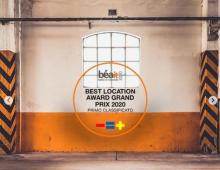 Piazza Ragusa: ex depositi Atac vincono il premio come miglior location d'Italia 2020