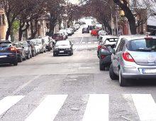Via Latina riaperta al traffico: voragine chiusa