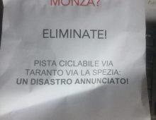Pd contro pista ciclabile via Taranto: ma da che pulpito…