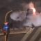 Piazza Cesare Cantù: semaforo esplode colpito da un petardo