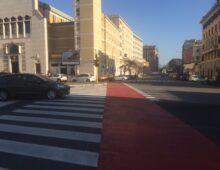 Via Matera e piazza Asti: paradossi legati alla pista ciclabile