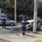 Viale Castrense: auto prende fuoco, 70enne salvata dalle fiamme