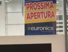Centro commerciale Happio: arriva Euronics