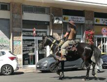 Appio Latino: a spasso con il cavallo