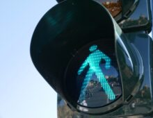 Via Taranto, semafori senza pace