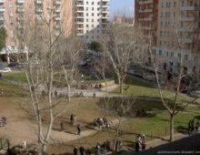 Piazza Ragusa, tenta il suicidio lanciandosi dall'ottavo piano, afferrato al volo da un poliziotto