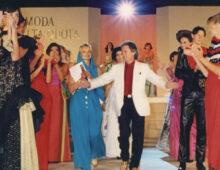 Moda: Sebastiano Di Rienzo, un libro ne celebra il mito