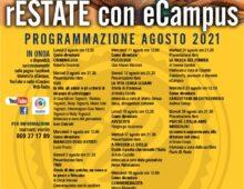 E-Campus: un agosto ricco di eventi in via Matera