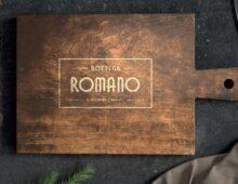 """Via Taranto, apre la """"Bottega Romano"""""""